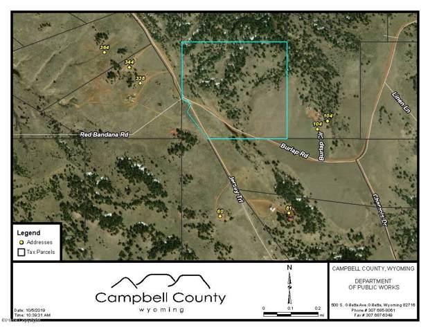 Tbd Burlap Loop Rd, Recluse, WY 82725 (MLS #19-1555) :: Team Properties