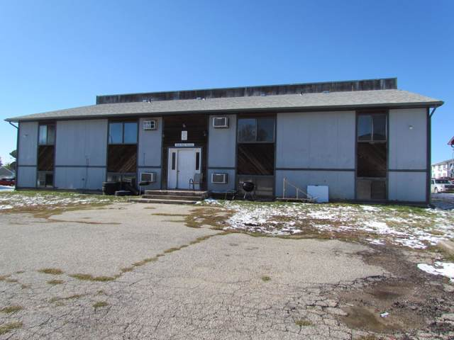 1024 Elon Ave - B, Gillette, WY 82716 (MLS #19-1563) :: Team Properties