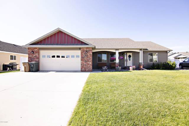 603 Derringer Ct -, Gillette, WY 82718 (MLS #19-1564) :: The Wernsmann Team | BHHS Preferred Real Estate Group