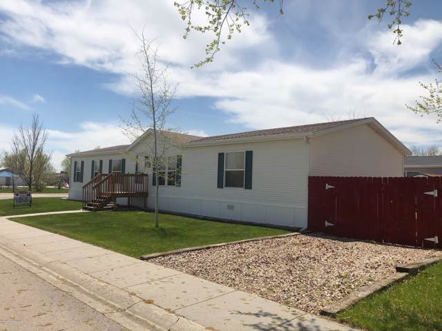 1605 Denver Ave -, Gillette, WY 82716 (MLS #19-1574) :: Team Properties