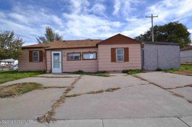 101 Stampede St -, Newcastle, WY 82701 (MLS #19-1582) :: The Wernsmann Team | BHHS Preferred Real Estate Group