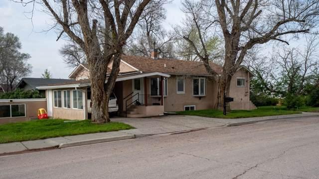808 S Gillette Ave -, Gillette, WY 82716 (MLS #19-1585) :: Team Properties