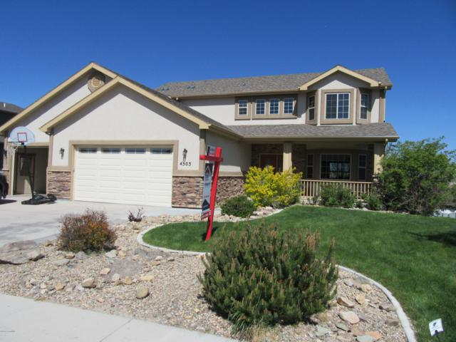 4503 Brorby Blvd -, Gillette, WY 82718 (MLS #19-16) :: Team Properties