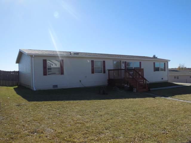 319 Shadow Hill Ln -, Wright, WY 82732 (MLS #19-1613) :: Team Properties