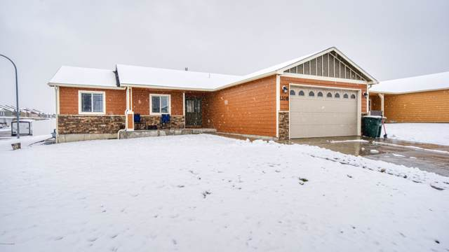 1208 Brown Duck Dr -, Gillette, WY 82718 (MLS #19-1636) :: The Wernsmann Team | BHHS Preferred Real Estate Group