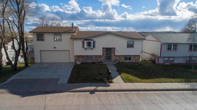3203 Foothills Blvd -, Gillette, WY 82716 (MLS #19-165) :: Team Properties