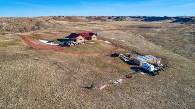 111 Bomber Mountain Rd -, Gillette, WY 82716 (MLS #19-1654) :: The Wernsmann Team | BHHS Preferred Real Estate Group