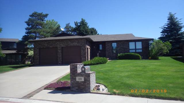 111 Hog Eye Drive -, Gillette, WY 82718 (MLS #19-1657) :: The Wernsmann Team | BHHS Preferred Real Estate Group