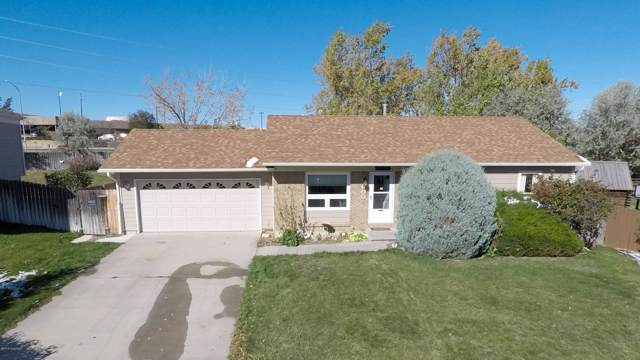 600 Wilderness Dr -, Gillette, WY 82718 (MLS #19-1673) :: Team Properties