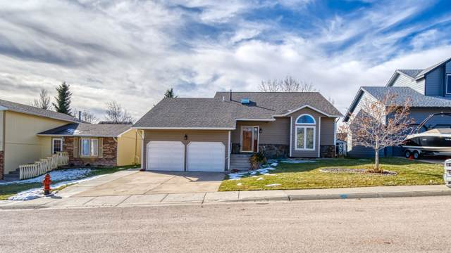 1118 W Granite St -, Gillette, WY 82718 (MLS #19-1681) :: 411 Properties