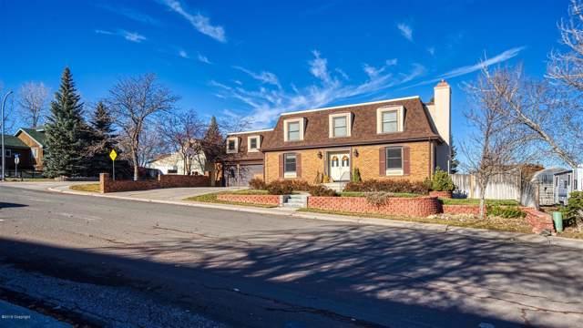 1008 Almon Drive -, Gillette, WY 82718 (MLS #19-1685) :: Team Properties
