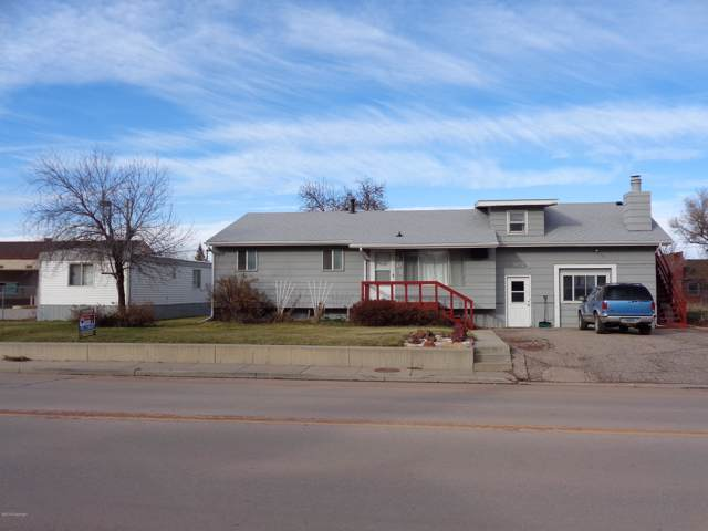 907 E 4th St, Gillette, WY 82716 (MLS #19-1687) :: Team Properties