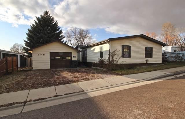 909 N Elm Ave -, Gillette, WY 82716 (MLS #19-1688) :: Team Properties
