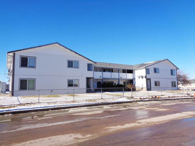 1000 Church Ave, Gillette, WY 82716 (MLS #19-1691) :: Team Properties