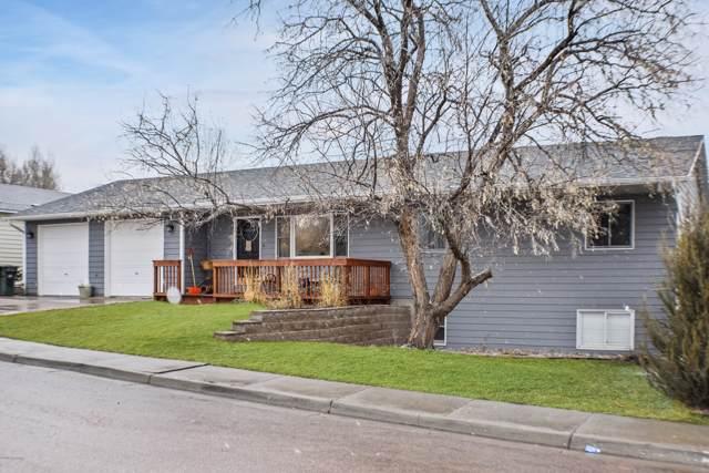 914 N Elm Ave N, Gillette, WY 82716 (MLS #19-1693) :: Team Properties