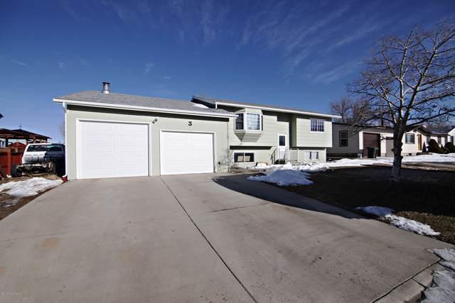 3 American Lane -, Gillette, WY 82716 (MLS #19-1734) :: Team Properties