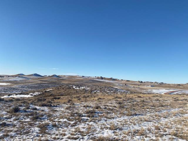 Lot 3 Shiplap Spur, Gillette, WY 82718 (MLS #19-1808) :: Team Properties