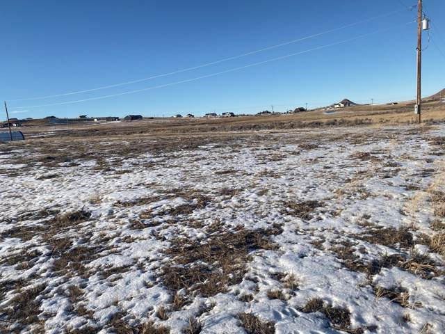 Lot 4 Shiplap Spur, Gillette, WY 82718 (MLS #19-1809) :: Team Properties