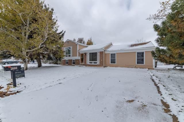 2600 Lodahl Ave -, Gillette, WY 82718 (MLS #19-1820) :: Team Properties