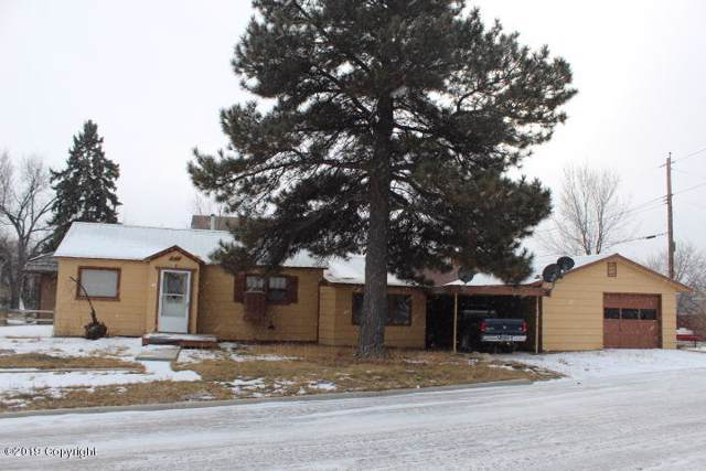 1406 Sunset -, Newcastle, WY 82701 (MLS #19-1855) :: Team Properties