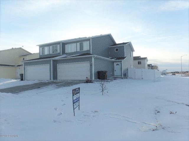 3500 Blue Ave -, Gillette, WY 82718 (MLS #19-199) :: 411 Properties