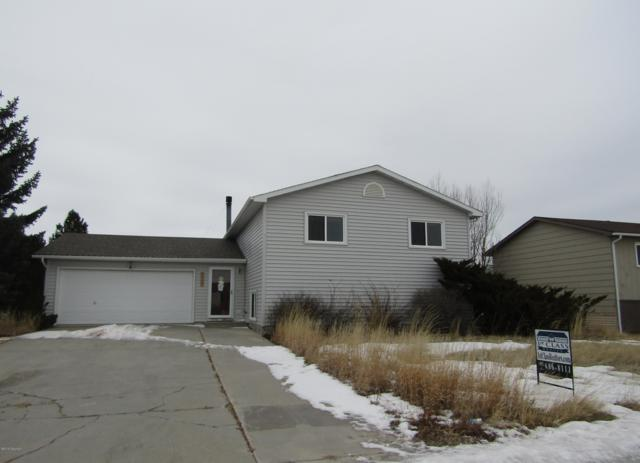 303 Bozeman Way -, Wright, WY 82732 (MLS #19-206) :: 411 Properties