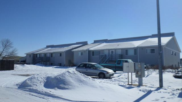 820 & 826 Laramie Street E, Gillette, WY 82716 (MLS #19-223) :: Team Properties