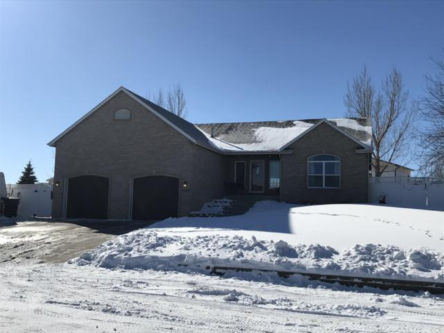 1125 Arapahoe Ave. -, Gillette, WY 82718 (MLS #19-236) :: The Wernsmann Team | BHHS Preferred Real Estate Group