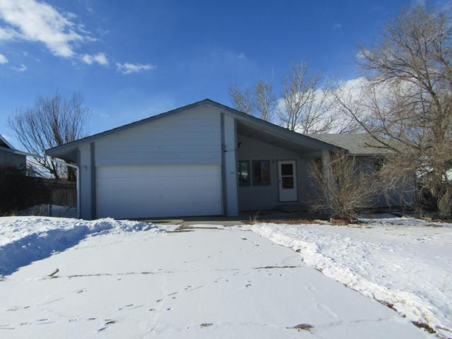 305 Highridge Cir -, Wright, WY 82732 (MLS #19-241) :: Team Properties