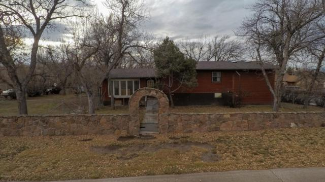 601 10th Street W, Gillette, WY 82716 (MLS #19-30) :: Team Properties