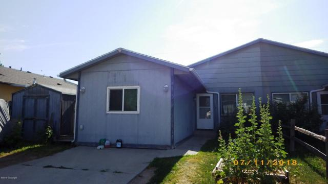 2109 Emerson Avenue S, Gillette, WY 82718 (MLS #19-33) :: Team Properties