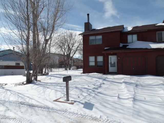 2202 S Emerson Ave -, Gillette, WY 82718 (MLS #19-352) :: Team Properties