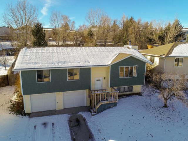 1010 Pioneer Ave -, Gillette, WY 82718 (MLS #19-377) :: 411 Properties