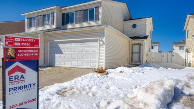 3800 Lunar Ave -, Gillette, WY 82718 (MLS #19-399) :: Team Properties