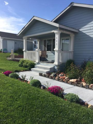 1605 Estes -, Gillette, WY 82716 (MLS #19-42) :: 411 Properties