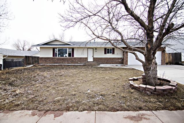 304 Highridge Cir -, Wright, WY 82732 (MLS #19-536) :: The Wernsmann Team | BHHS Preferred Real Estate Group