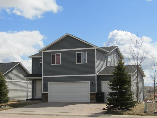 3415 Goldenrod Ave -, Gillette, WY 82716 (MLS #19-561) :: Team Properties