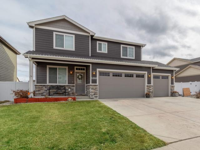 1210 Muscovy Dr -, Gillette, WY 82718 (MLS #19-565) :: The Wernsmann Team | BHHS Preferred Real Estate Group