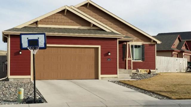 1000 Sako Dr -, Gillette, WY 82718 (MLS #19-611) :: The Wernsmann Team | BHHS Preferred Real Estate Group