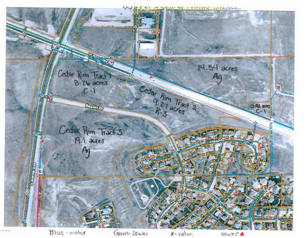 Burma, Gillette, WY 82718 (MLS #19-69) :: Team Properties