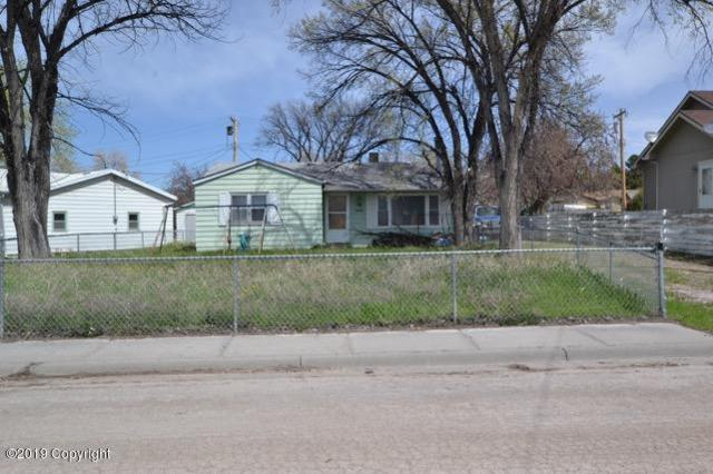 1007 4th Ave -, Upton, WY 82730 (MLS #19-734) :: Team Properties
