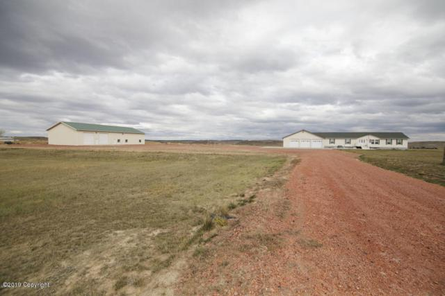 581 Fairview Rd -, Gillette, WY 82718 (MLS #19-740) :: Team Properties
