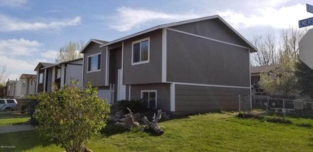 2110 S Emerson Ave -, Gillette, WY 82718 (MLS #19-745) :: Team Properties