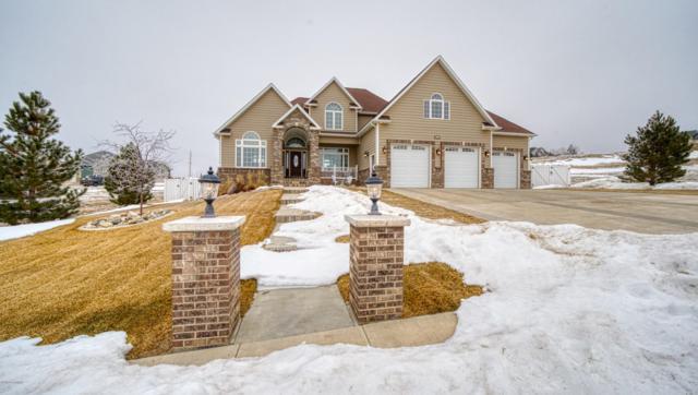 2303 Hillcrest Dr -, Gillette, WY 82718 (MLS #19-75) :: The Wernsmann Team | BHHS Preferred Real Estate Group
