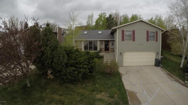 906 Overdale Dr -, Gillette, WY 82718 (MLS #19-754) :: Team Properties