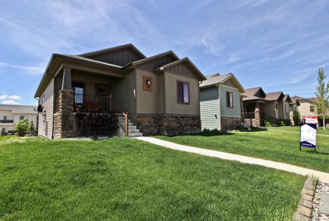 116 College Park Cir -, Gillette, WY 82718 (MLS #19-804) :: Team Properties