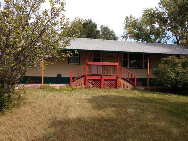 405 N Powder River Ave N, Moorcroft, WY 82721 (MLS #19-805) :: Team Properties