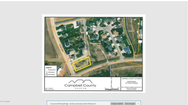 3507 Oakcrest Dr, Gillette, WY 82718 (MLS #19-819) :: Team Properties