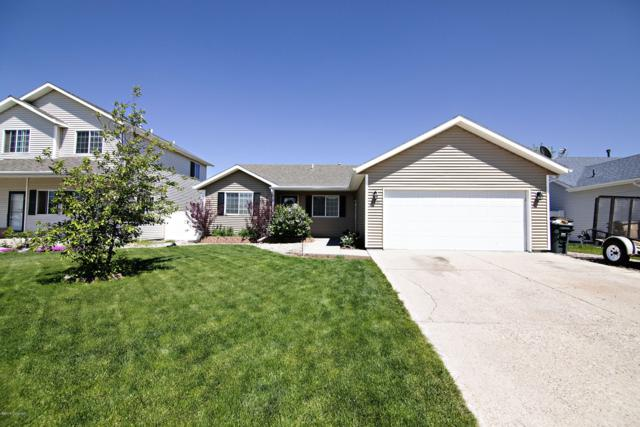 3801 Chippewa Ave -, Gillette, WY 82718 (MLS #19-826) :: Team Properties