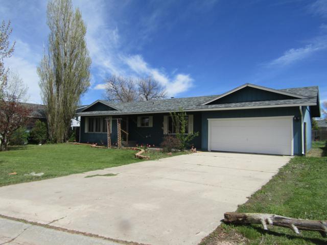 336 Highridge Cir -, Wright, WY 82732 (MLS #19-868) :: The Wernsmann Team | BHHS Preferred Real Estate Group